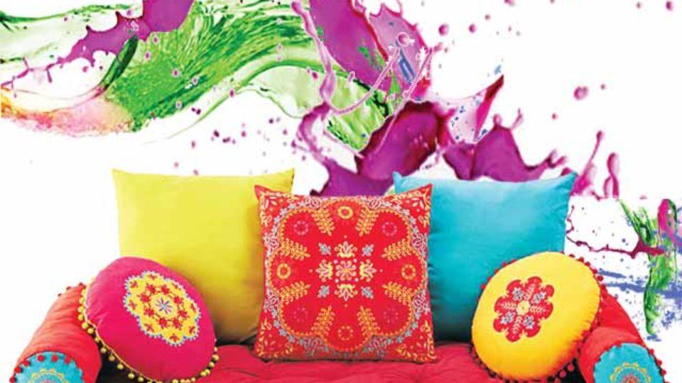 Holi Decoration Items