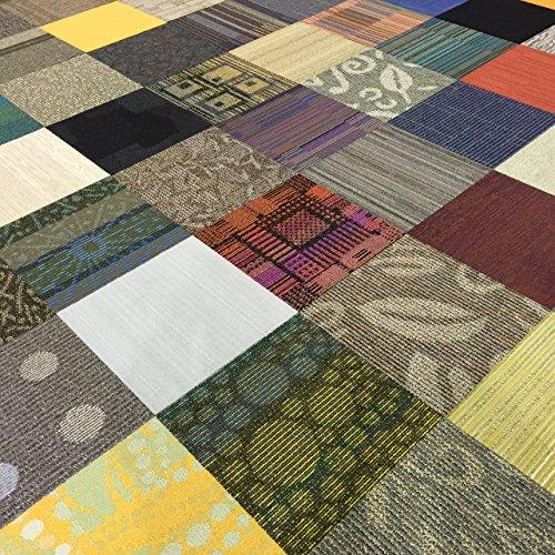 Carpet tiles in India